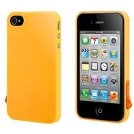 SwitchEasy Lanyard für iPhone 4/ 4S, gelb