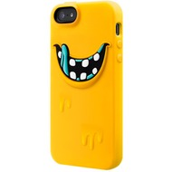 SwitchEasy MONSTERS Freaky für iPhone 5/ 5S/ SE, gelb