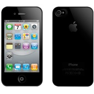 SwitchEasy NUDE f�r iPhone 4 /  4S, UltraBlack