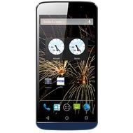 Switel S5002D Spark blue Dual-SIM, Blau