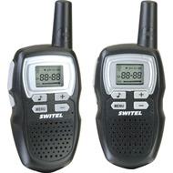 Switel WTE2310B, PMR-Funkgerät, inkl. Batterien