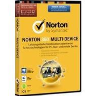 Symantec Norton 360 Multi Device 2.0 DE 3 Lizenzen DVD