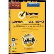 Symantec Norton 360 Multi Device 2.0 DE 5 Lizenzen DVD