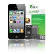 TBiGG Schutzfolien-Set für iPhone 5 (Vorder- und Rückseite)