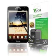 TBiGG Displayschutzfolie für Samsung Galaxy Note (2er Pack)