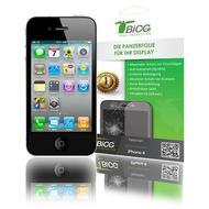 TBiGG Displayschutzfolie für iPhone 4/ 4S (2er Pack)
