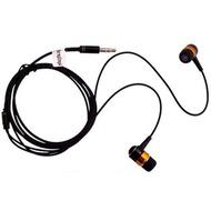 @tec In-Ear Stereo Kopfhörer 95cm - Schwarz /  Kupfer