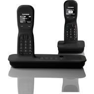 Telefunken Colombo TD 252, schwarz