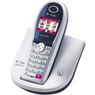 Telekom Sinus 712 Komfort aquablau/ silber