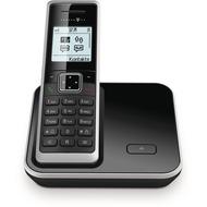 Telekom Sinus 206, schwarz-silber