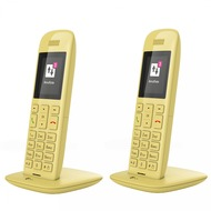 Telekom Speedphone 11 - DUO Set - gelb