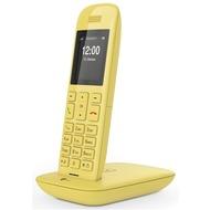 Telekom Speedphone 11 Gelb mit Basis
