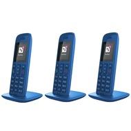 Telekom Speedphone 11 - Limited Edition - enzianblau - TRIO-Set