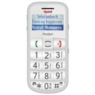 Tiptel Ergophone 6011, wei�