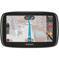 TomTom GO 50 Europe 5 Zoll (13cm) Lifetime Maps und TOMTOM Traffic