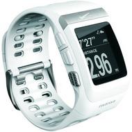 TomTom NIKE + SportWatch GPS, white-silver
