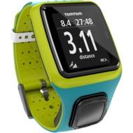 TomTom RUNNER GPS Uhr türkis/ grün Limited Edition