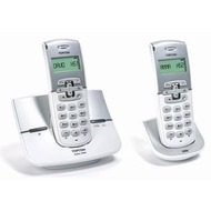 Topcom Butler 3900 Duo weiß/ silber