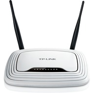 TP-LINK 300M WLAN-N-Router 4-Port-Switch, 300Mbps