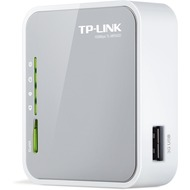 TP-LINK Portabler 3G Wireless N Router TL-MR3020