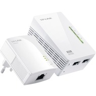 TP-LINK TL-WPA2220KIT 300Mbps Wireless N Powerline Extension Kit