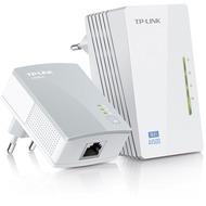 TP-LINK TL-WPA4220KIT - AV500 WiFi Powerline Adapter