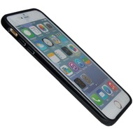 TPU Bumper/ Schutzhülle - Apple iPhone 6 Plus - Schwarz