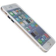TPU Bumper/ Schutzhülle - Apple iPhone 6 Plus - Weiß Transparent