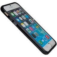 TPU Bumper/ Schutzh�lle - Apple iPhone 6 - Schwarz