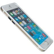 TPU Bumper/ Schutzhülle - Apple iPhone 6 - Weiß Transparent