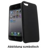 TPU Silicon Tasche für HTC 10 - schwarz