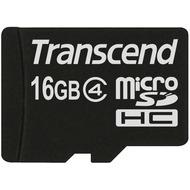 Transcend microSDHC Class 4, 16GB