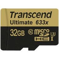 Transcend microSDHC UHS-I U3, 32GB