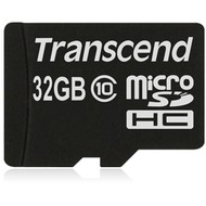 Transcend Ultimate Speed microSDHC 32GB Class 10