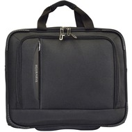 travelite CrossLITE 2-Rollen Business Trolley 47 cm Laptopfach schwarz