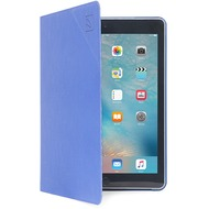 Tucano Angolo Hartschalencase mit integrierter Standfunktion für iPad  Pro 9,7 Zoll, blau