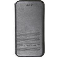Tucano DUEinUNO für iPhone 7, black, 2in1 Case Backcover und magnetischer Deckel