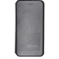 Tucano DUEinUNO für iPhone 7 Plus, black, 2in1 Case Backcover und magnetischer Deckel