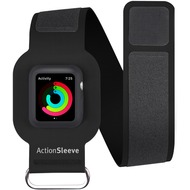 twelve south ActionSleeve Neopren Armband für 42mm Apple Watch, black