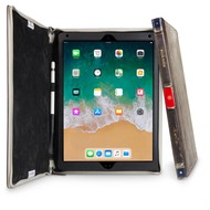 twelve south BookBook für iPad Pro 12.9 (2. Gen), braun