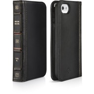 twelve south BookBook f�r iPhone 5, schwarz