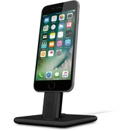 twelve south HiRise 2 Desktop Stand for iPhone, iPad mini, schwarz