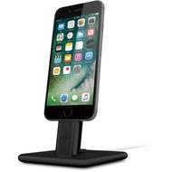 twelve south HiRise 2 Desktop Stand for iPhone, iPad mini, schwarz