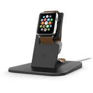 twelve south HiRise Stand for Apple Watch, black