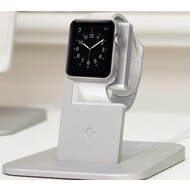 twelve south HiRise Stand for Apple Watch, silver