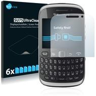 Twins 6x SU75 UltraClear Displayschutzfolie für RIM BlackBerry Curve 9320