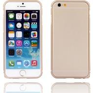 Twins Aluminium Bumper für iPhone 6 Plus, gold