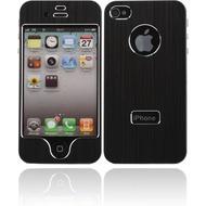 Twins Bodyguard für iPhone 4/ 4S, schwarz