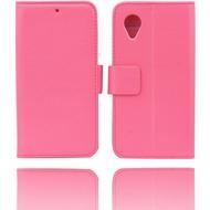 Twins BookFlip für Google Nexus 5, pink