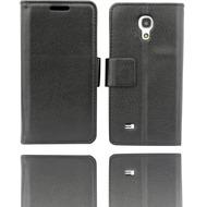 Twins BookFlip für Samsung Galaxy S4, schwarz